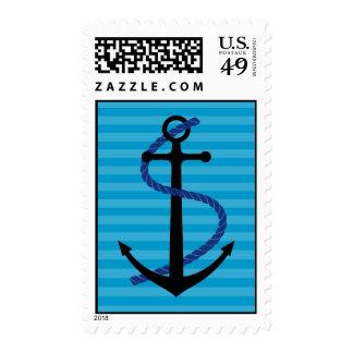 Summer Anchor Postage