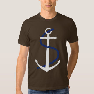 Summer Anchor T Shirt