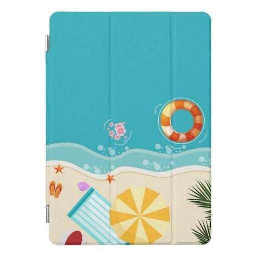 summer and Beach theme I iPad Pro Cover