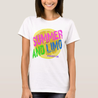 summer and limo playera