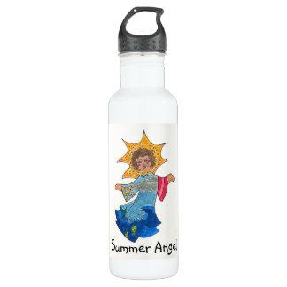 Summer Angel Stainless Steel Water Bottle
