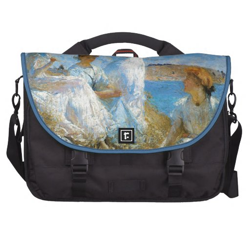 Summer at the Beach Bag For Laptop