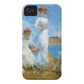 Summer at the Beach iPhone 4 Case-Mate Cases