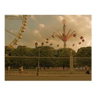 Summer at the Fair III Postcard