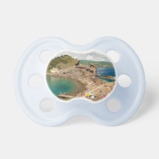 Summer at the islet pacifier
