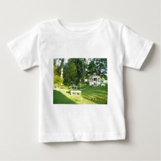 Summer at the Pond Baby T-Shirt
