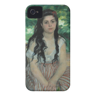 Summer, Auguste Renoir iPhone 4 Case