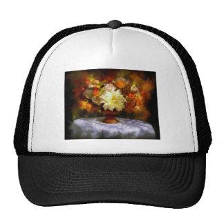 Summer-Autumn flower Arrangement Trucker Hat
