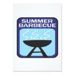 Summer Barbecue 5x7 Paper Invitation Card