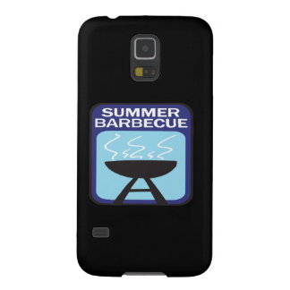Summer Barbecue Case For Galaxy S5