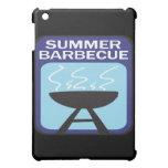 Summer Barbecue iPad Mini Cover