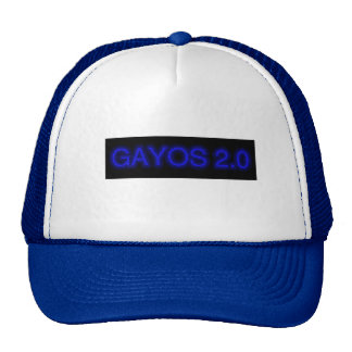 Summer Basecap for the introduction of the new GAY Trucker Hat
