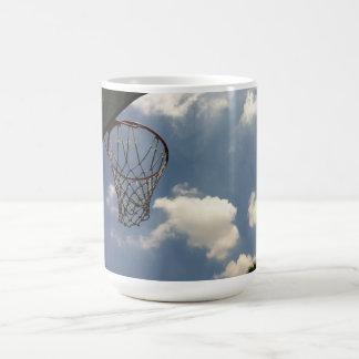 Summer Basketball Coffee Mug