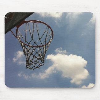 Summer Basketball Mouse Pad