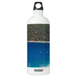 Summer Beach and Mountains SIGG Traveler 1.0L Water Bottle