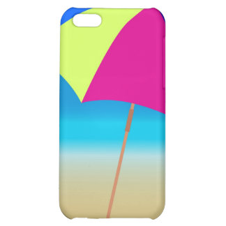 Summer Beach Case For iPhone 5C
