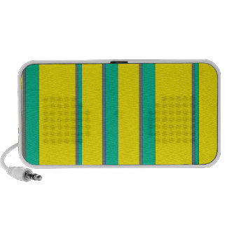 Summer Beach Chair Stripes Mp3 Speakers