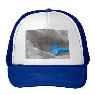 Summer Beach Digging Sand Shovel, Scoop, Playing Trucker Hat