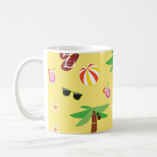 Summer Beach Holiday Coffee Mug