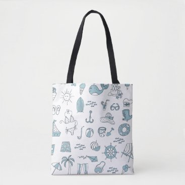 Beach Themed Summer Beach in the Bag