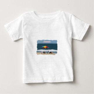 Summer Beach Logo Tee Shirt