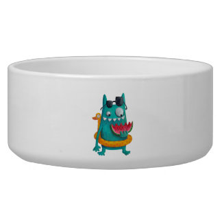 Summer Beach Monster Bowl