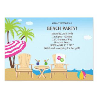 Miami Beach Wedding Invites