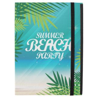 "Summer Beach Party iPad Pro 12.9"" Case"