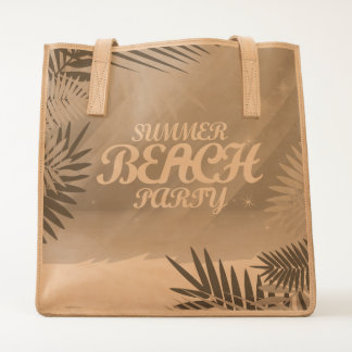 Summer Beach Party Tote