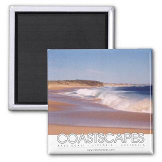 Summer Beach Photo Fridge Magnets