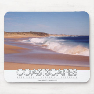 Summer Beach Photo Mouse Pad