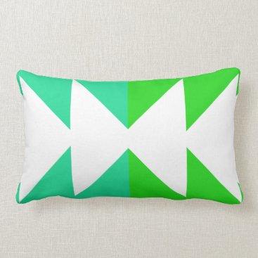 Beach Themed Summer Beach Pillows Travel Lime Aqua Designer