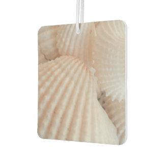 Summer Beach Sea Shells Ocean Tropical Exotic Sun Air Freshener
