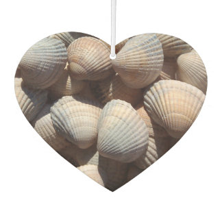 Summer Beach Sea Shells Ocean Tropical Exotic Sun Car Air Freshener