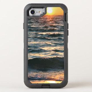 Summer Beach Sunset OtterBox Defender iPhone 7 Case
