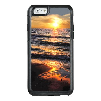 Summer Beach Sunset Otterbox Iphone 6/6s Case by idesigncafe at Zazzle