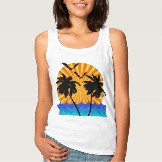 Summer - Beach Tank Top