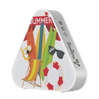 Summer Beach Watersports Bluetooth Speaker