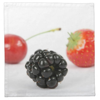 Summer Berries Cloth Napkin