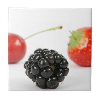 Summer Berries Tile