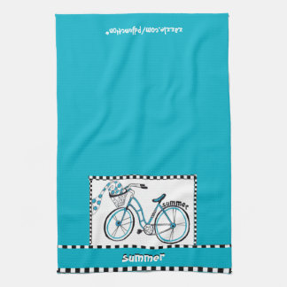 Summer Bicycle Towel