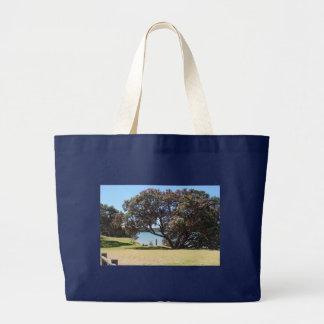 Summer Bike Ride Canvas Bag