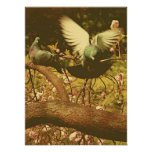 Summer Birds Print