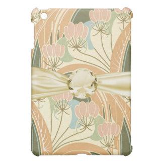 summer bliss art nouveau floral art cover for the iPad mini
