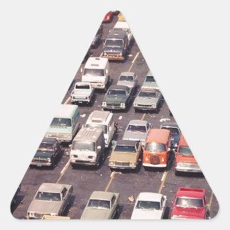 Summer Blowout 1980 - Car Park Triangle Sticker
