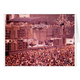 Summer Blowout 1980 Card