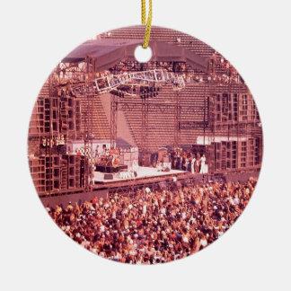 Summer Blowout 1980 Ceramic Ornament