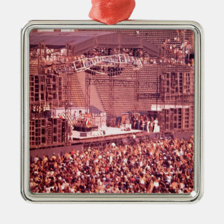 Summer Blowout 1980 Metal Ornament