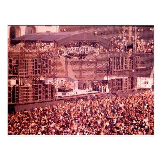 Summer Blowout 1980 Postcard