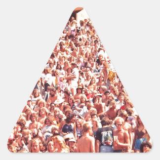 Summer Blowout 1980 Triangle Sticker